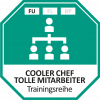Cooler Chef – tolle Mitarbeiter! Trainingsserie/6 Tage.