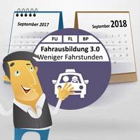 Hartig-Blog September 2018: Erkenntnisse aus einem Jahr Fahrausbildung 3.0