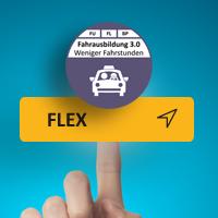 Keine Laufzeit! Keine Vertragsbindung!Der FLEX(ibel)-Tarif!