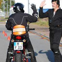 Starten Sie die Motorradsaison mit der abibaro-App